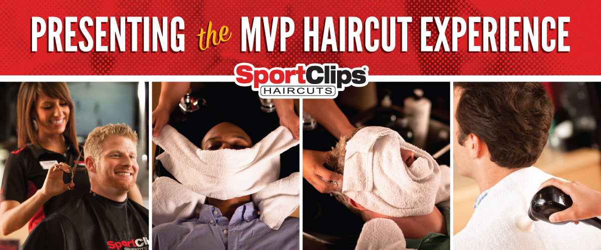 The Sport Clips Haircuts of Paramus - Sprout Brook Center MVP Haircut Experience